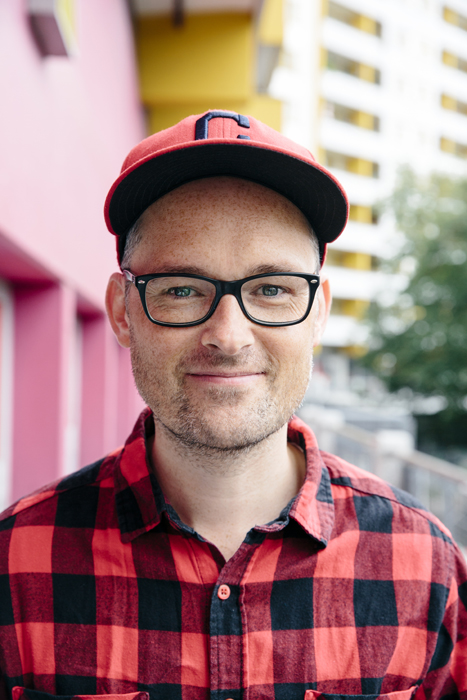 Jan Brandt, Autor, Kottbusser Tor, Berlin, 30.08.2018